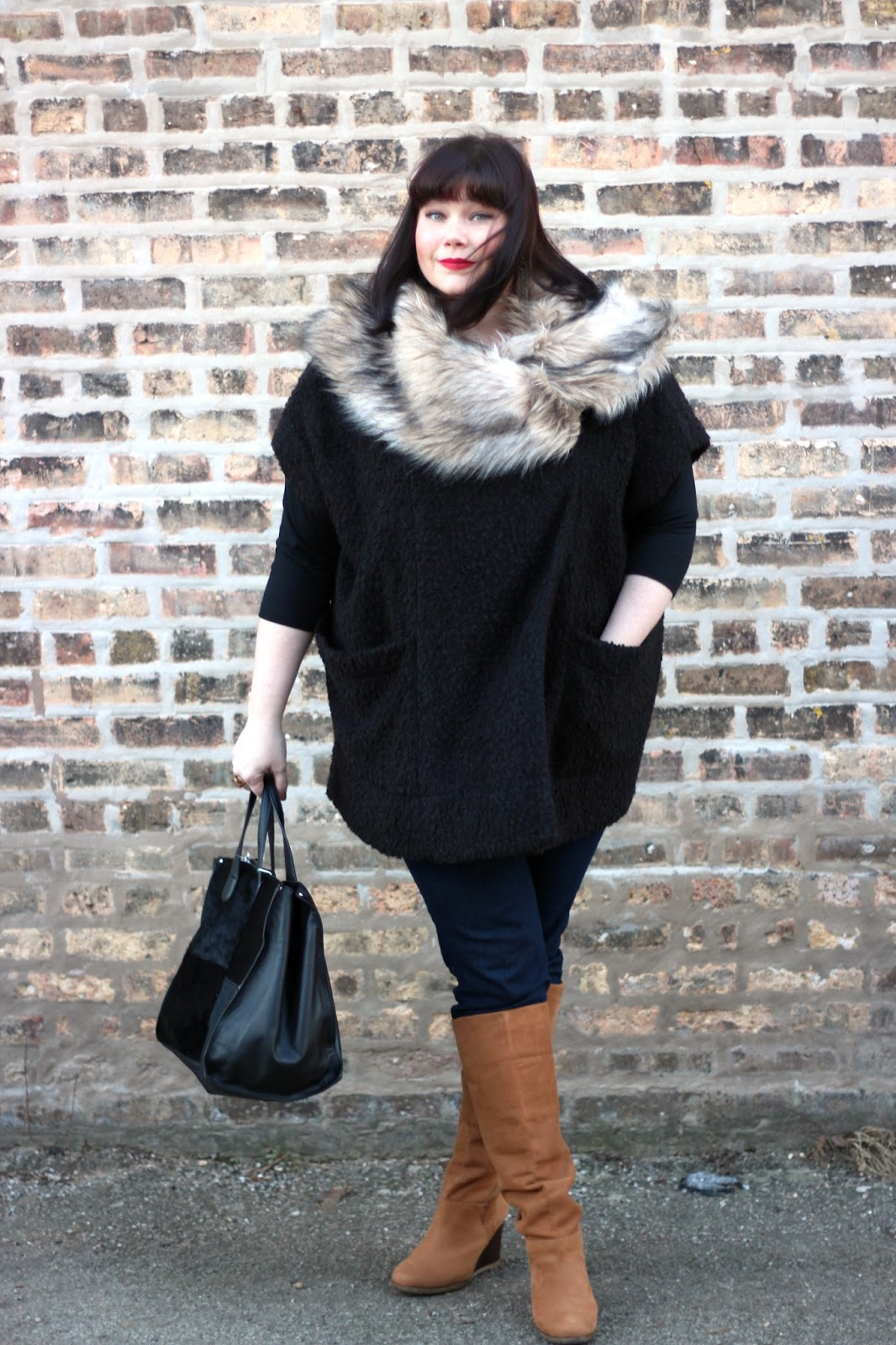 plus size winter outfit Archives | Style Plus Curves - A ...