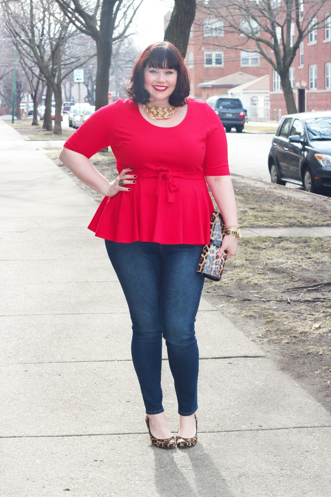 skinny jeans Archives | Style Plus Curves - A Plus Size Fashion Blog
