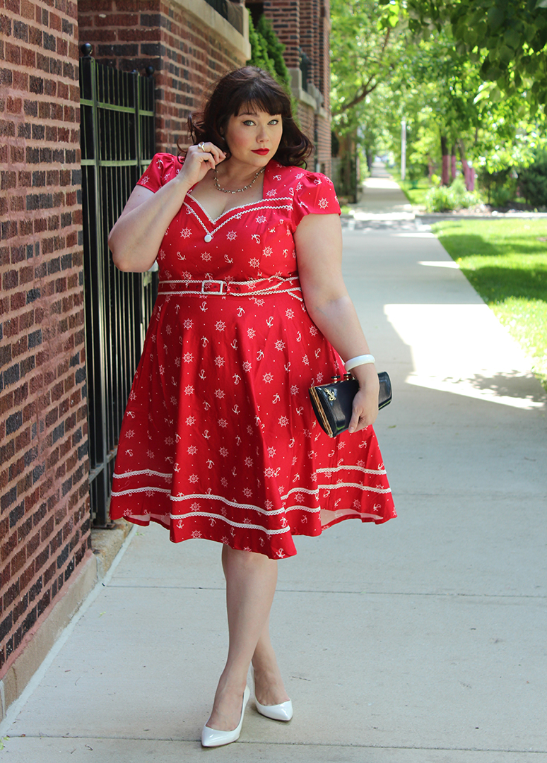 Vintage Archives | Style Plus Curves - A Chicago Plus Size Fashion Blog