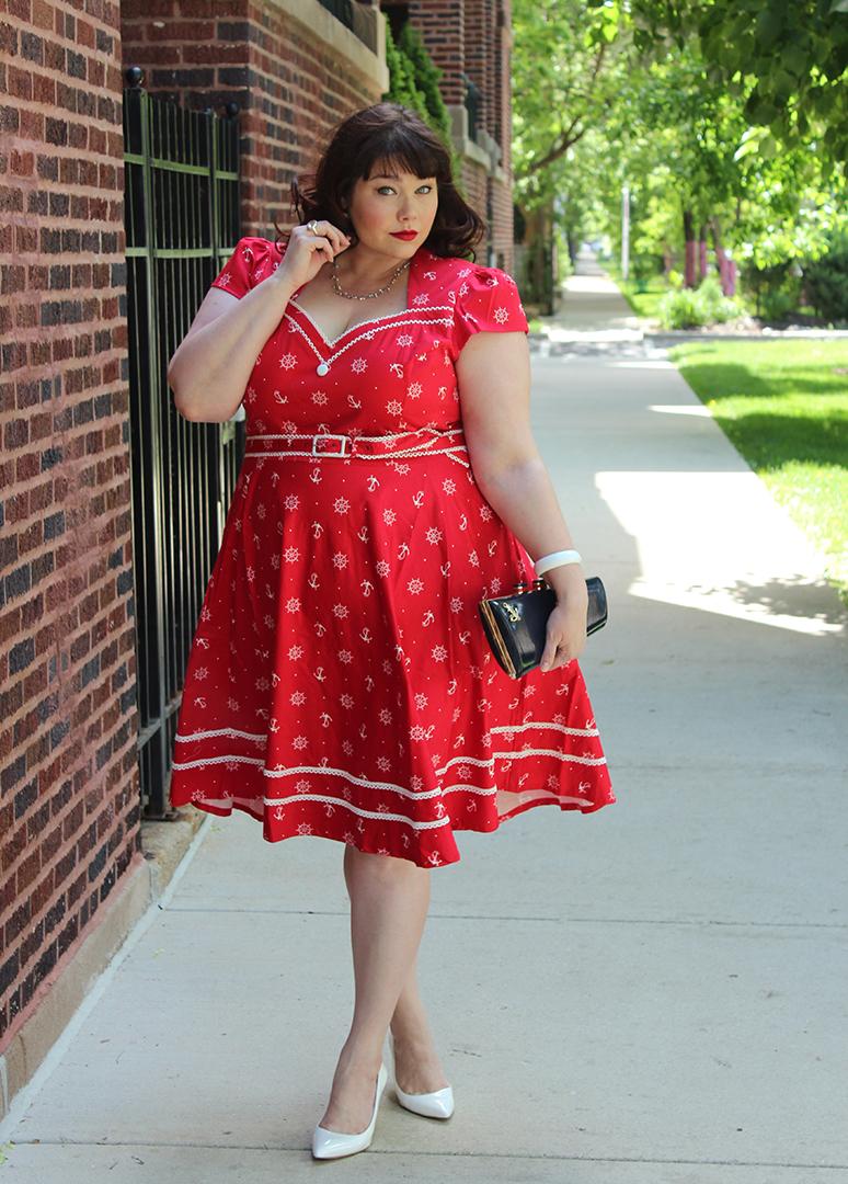 Retro Archives Style Plus Curves A Chicago Plus Size Fashion Blog