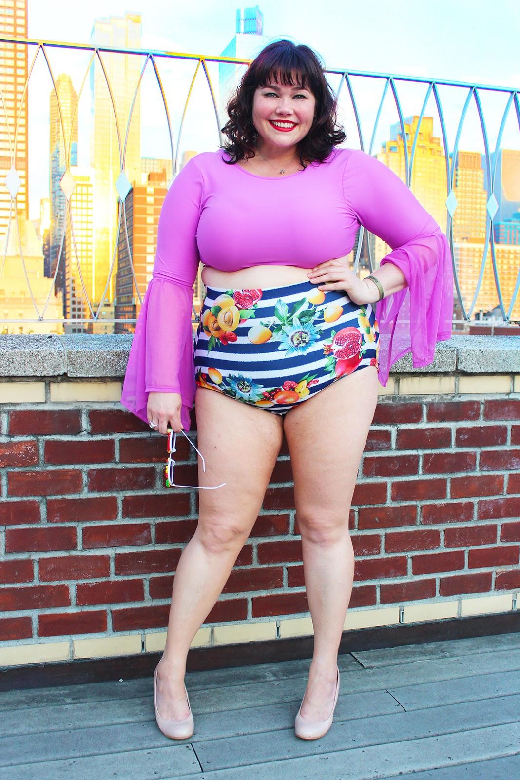 Plus Size Pool Party Archives | Style Plus Curves - A Chicago Plus Size  Fashion Blog