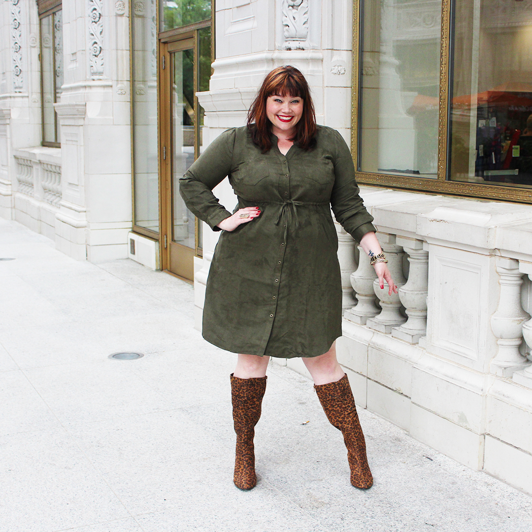 olive Archives | Style Plus Curves - A Chicago Plus Size Fashion Blog