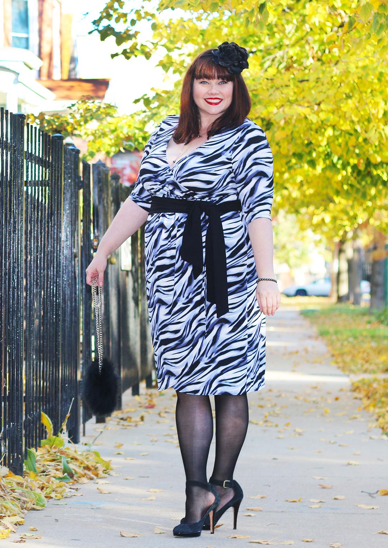 Black Friday Deals at Kiyonna - $40 Plus Size Dresses