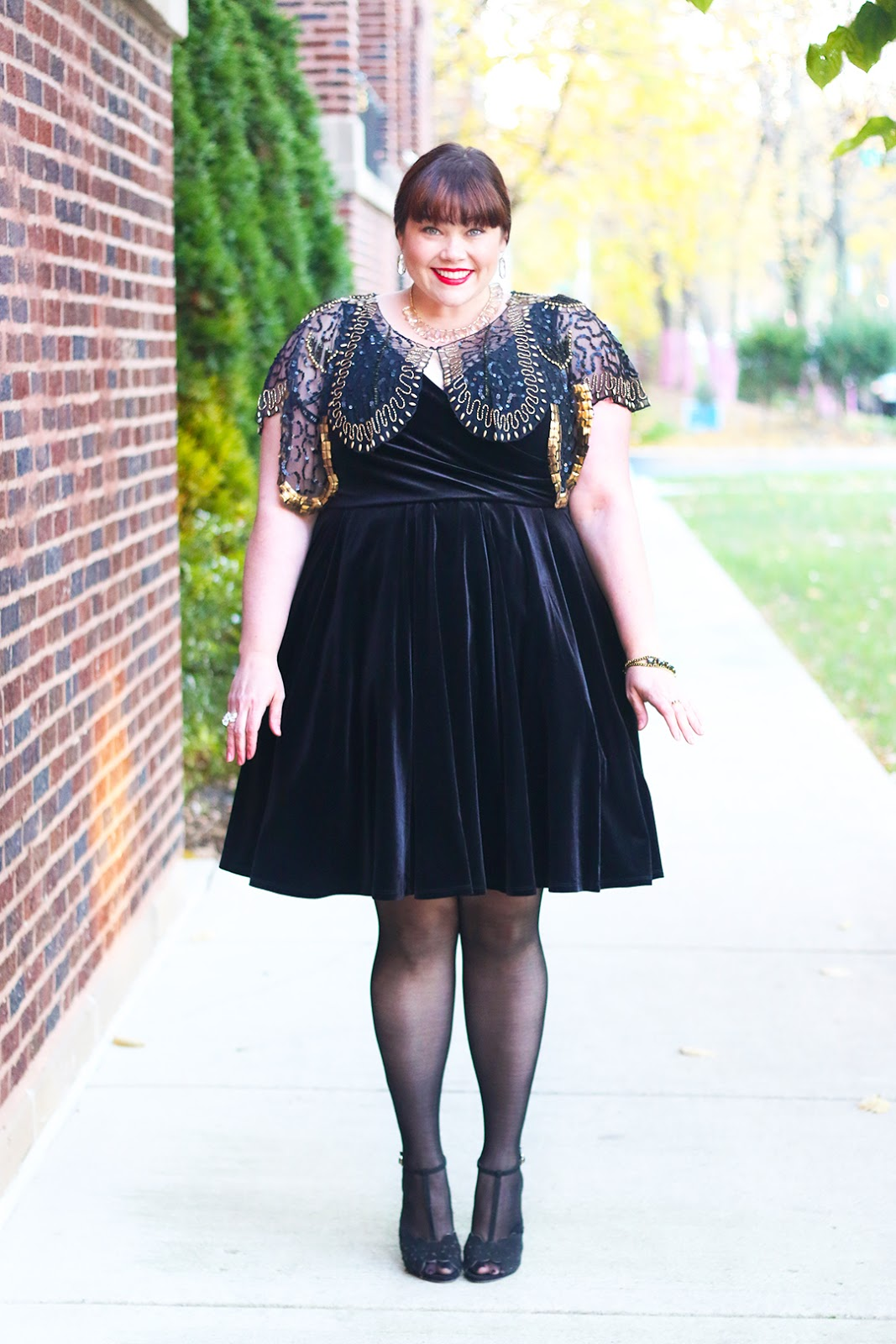 Black and red anchor dress torrid