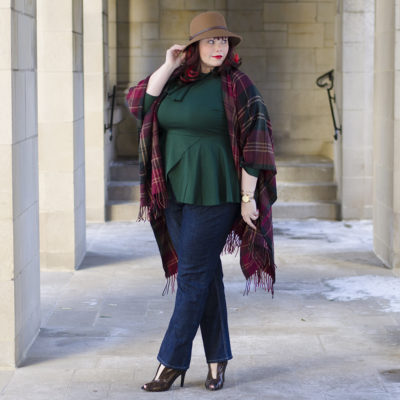 Riders Style Challenge - Plus Size Look #2