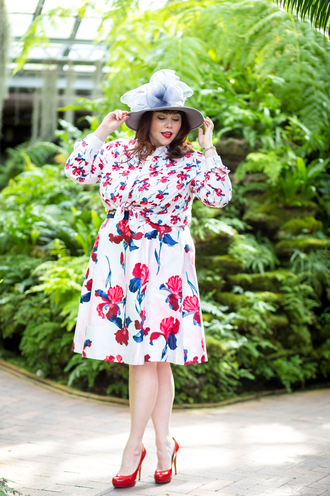 Spring Fashion: Flower Power From Prabal Gurung x Lane Bryant Collection