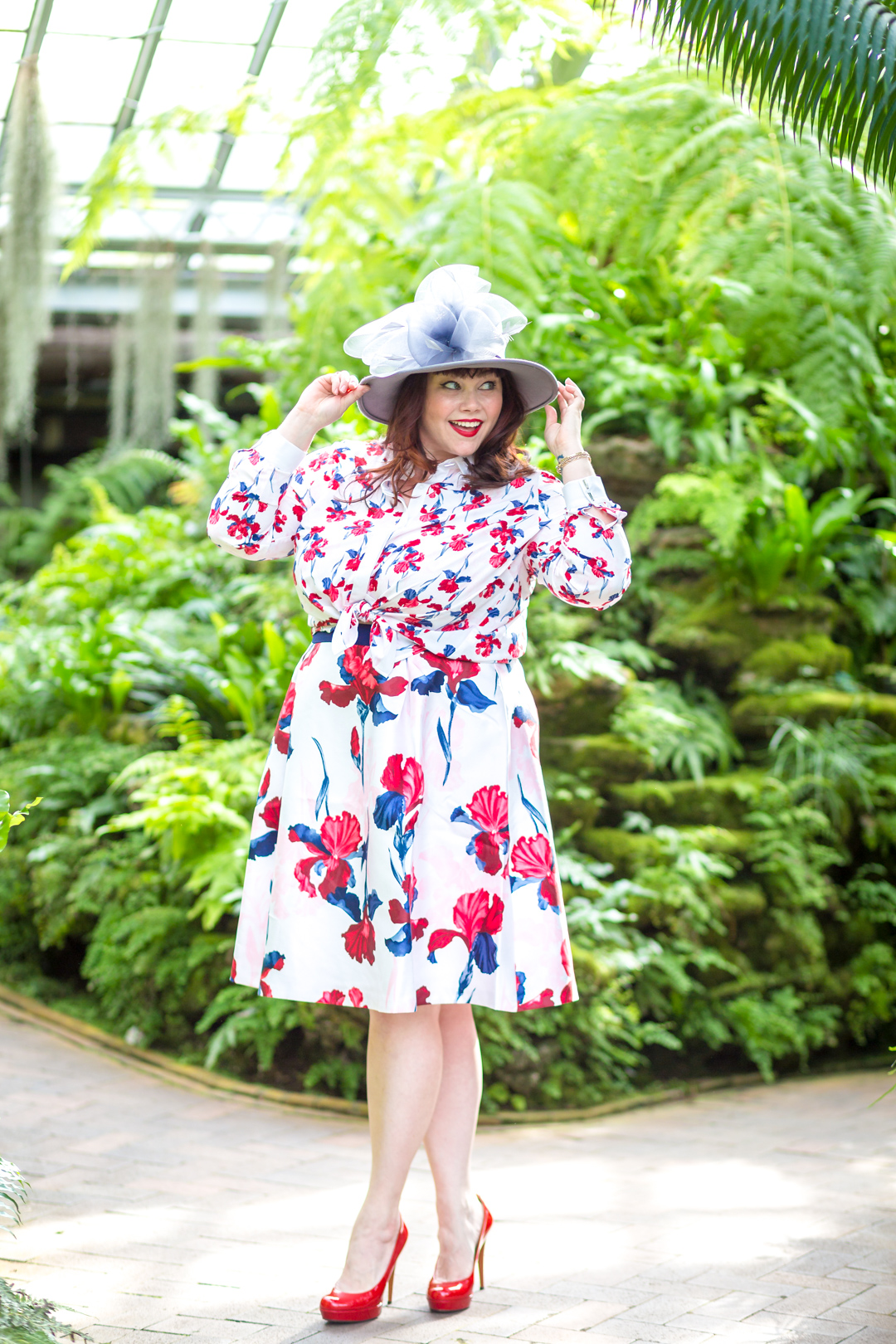 Spring Fashion Flower Power From Prabal Gurung X Lane Bryant Collection
