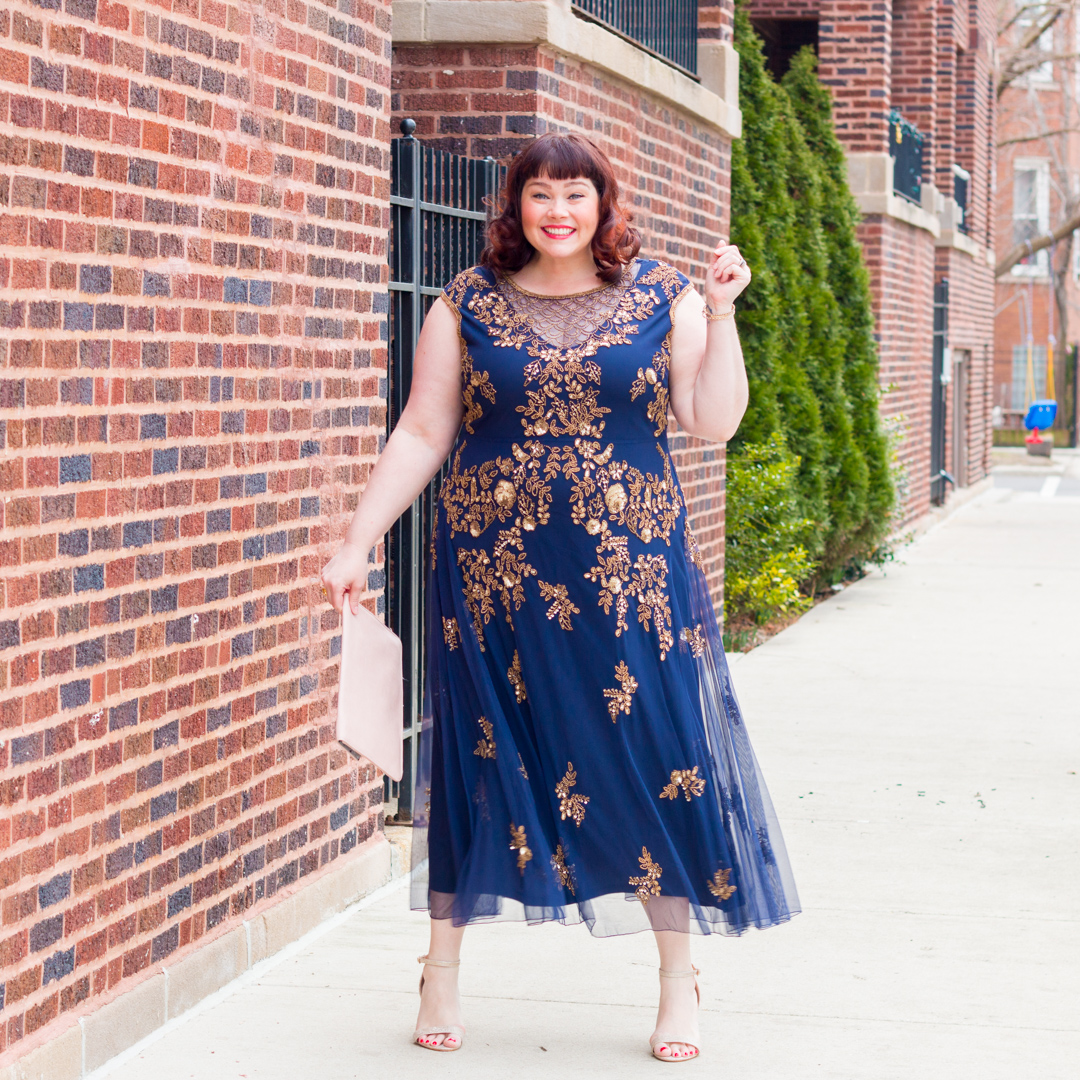 Plus Size Wedding Guest Dress Joanna Hope Simply Be