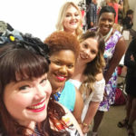 Chicago Event Leading Ladies Luncheon Plus Size Fashion Show