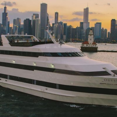 Things to Do in Chicago: Odyssey Dinner Cruise