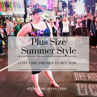 Plus Size Summer Style: 5 Fab Dresses from City Chic
