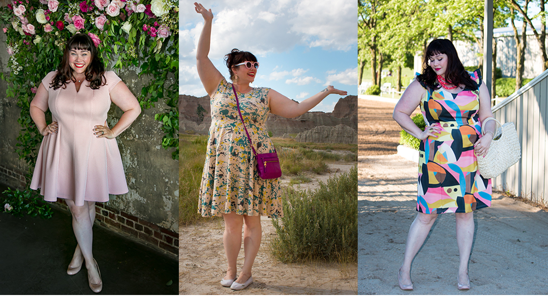 Gwynnie Bee Summer Style Inspo: 3 Plus Size Dresses