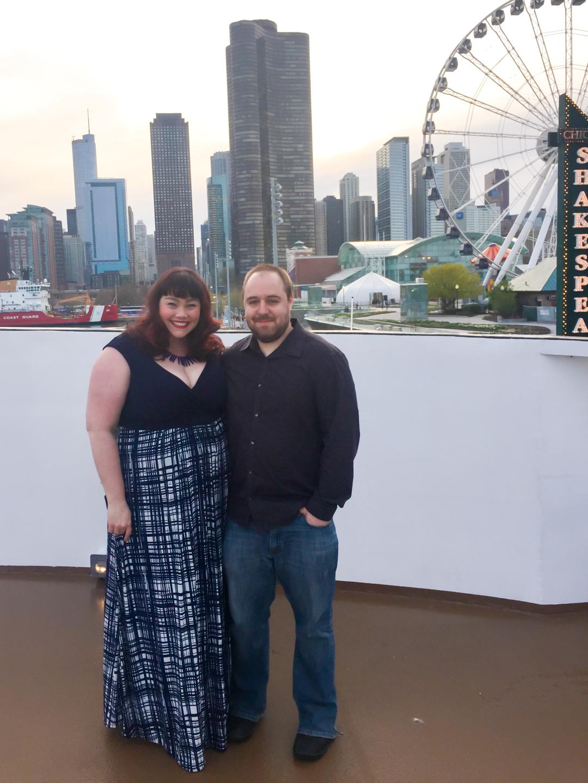 Chicago Blogger on Odyssey Dinner Cruise Chicago