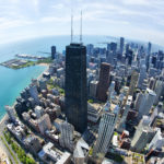 360 Chicago Observation Deck View