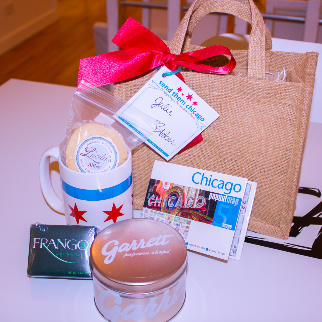 Chicago Gift Baskets from Send Them Chicago