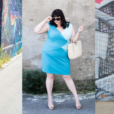 Style Plus Curves, Chicago Blogger, Chicago Plus Size Blogger, Plus Size Blogger, Amber McCulloch, Gwynnie Bee, Plus size dress