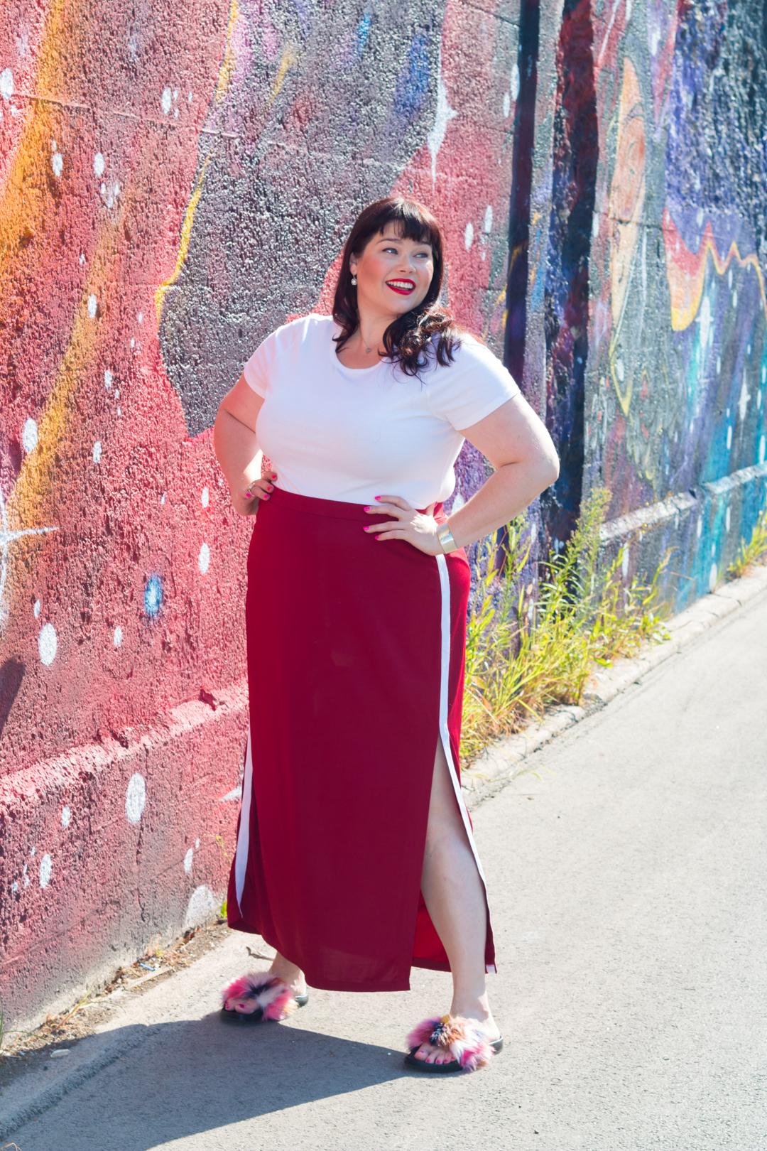 Gwynnie Bee Closet Haul, Style Plus Curves, Chicago Blogger, Chicago Plus Size Blogger, Plus Size Blogger, Amber McCulloch, Gwynnie Bee, Jete, Athleisure