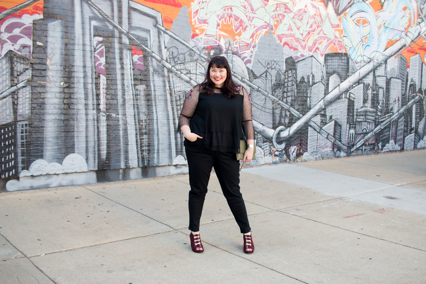 Style Plus Curves, Chicago Blogger, Chicago Plus Size Blogger, Plus Size Blogger, Amber McCulloch, Lane Bryant, The New Skinny Jeans, Plus size jeans