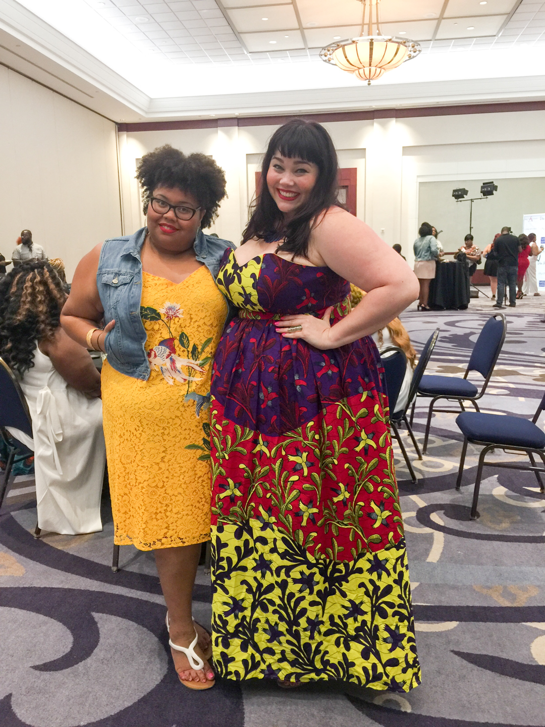 TCF Style Expo, TCFStyle Expo, Eclectic Kurves