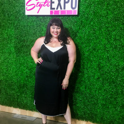 Style Plus Curves, Chicago Blogger, Chicago Plus Size Blogger, Plus Size Blogger, Amber McCulloch, TCFStyle Expo, TCF Style Expo, Fashion Event, Plus Size Fashion
