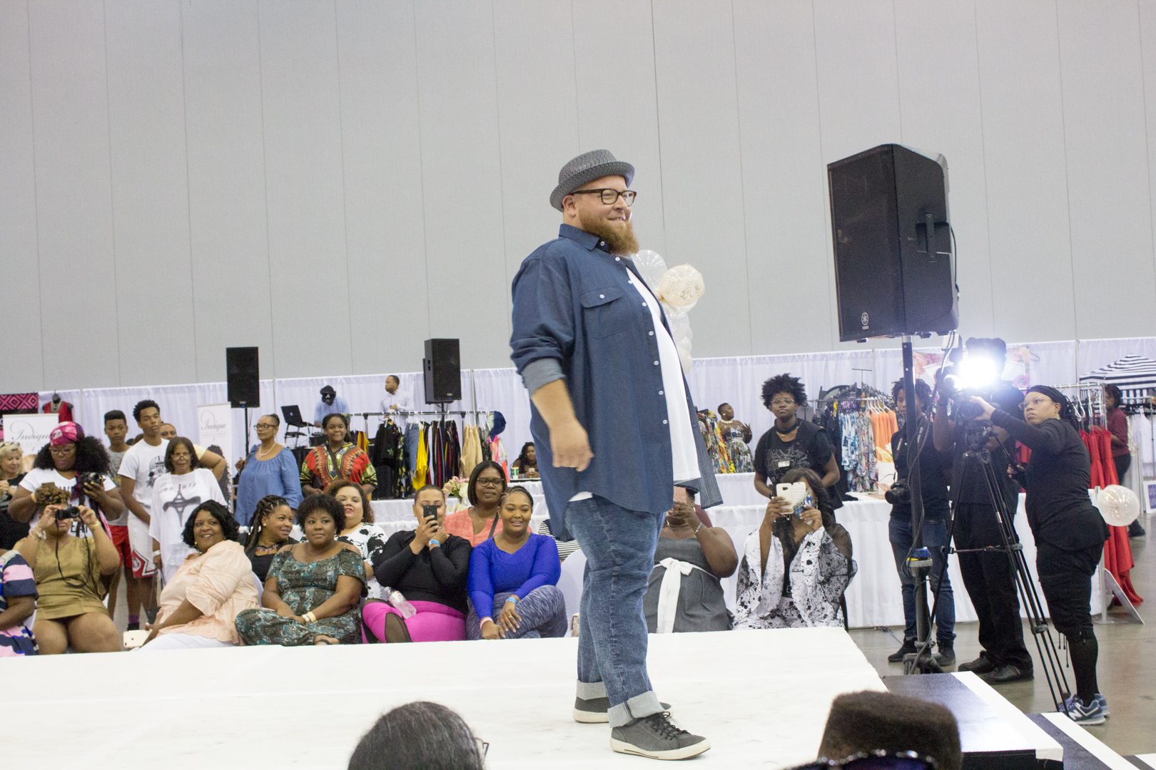 TCF Style Expo, TCFStyle Expo, MVP Collection Fashion Show