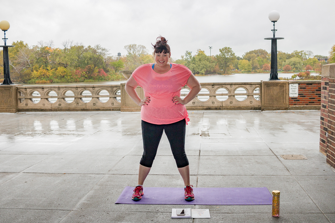 BodyBoss, BodyBoss Method, Fat but Fit, BodyBoss Review, Plus Size Style, Plus Size Fashion, Style Plus Curves, Chicago Blogger, Chicago Plus Size Blogger, Plus Size Blogger, Amber McCulloch