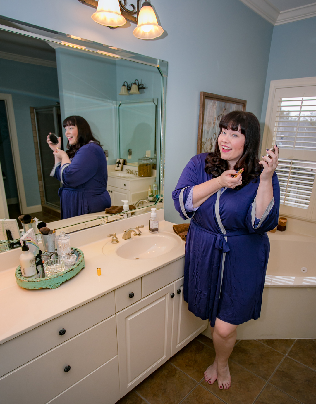 plus size pajamas, Kohl's, Simply Vera Vera Wang, Plus Size Style, Plus Size Fashion, Style Plus Curves, Chicago Blogger, Chicago Plus Size Blogger, Plus Size Blogger, Amber McCulloch