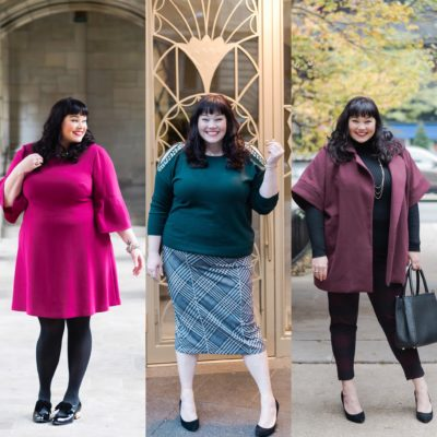 Gwynnie Bee, What to Wear This Thanksgiving, Thanksgiving, Holiday Style, Plus Size Holiday, Plus Size Style, Plus Size Fashion, Style Plus Curves, Chicago Blogger, Chicago Plus Size Blogger, Plus Size Blogger, Amber McCulloch