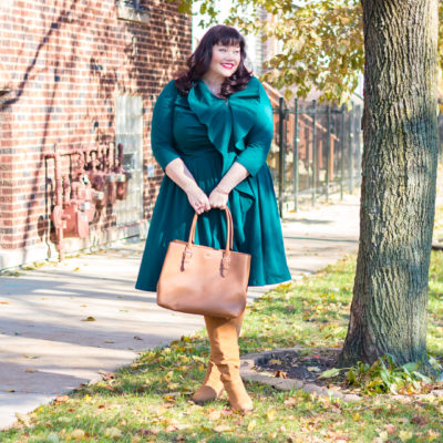 eShakti, custom plus size fashion, Plus Size Holiday, Plus Size Style, Plus Size Fashion, Style Plus Curves, Chicago Blogger, Chicago Plus Size Blogger, Plus Size Blogger, Amber McCulloch