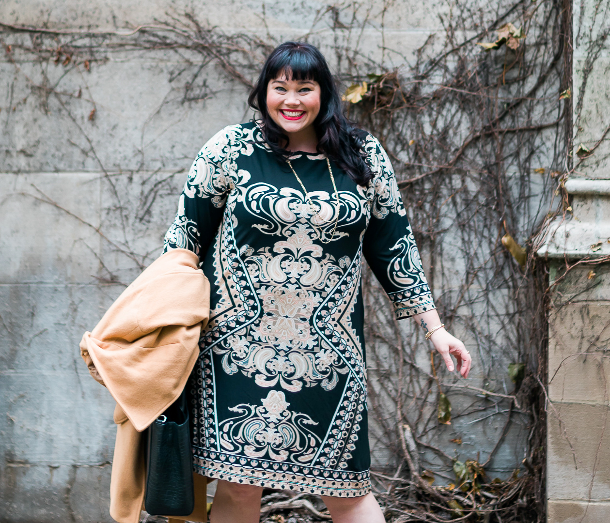 Just My Size Plus Size Dresses that Transition from Day to Night