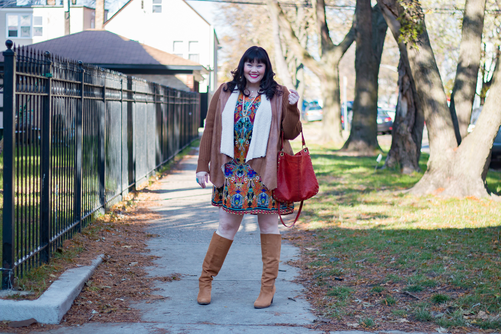 Just My Size Plus Size Dresses, Paisley, Plus Size Style, Plus Size Fashion, Style Plus Curves, Chicago Blogger, Chicago Plus Size Blogger, Plus Size Blogger, Amber McCulloch