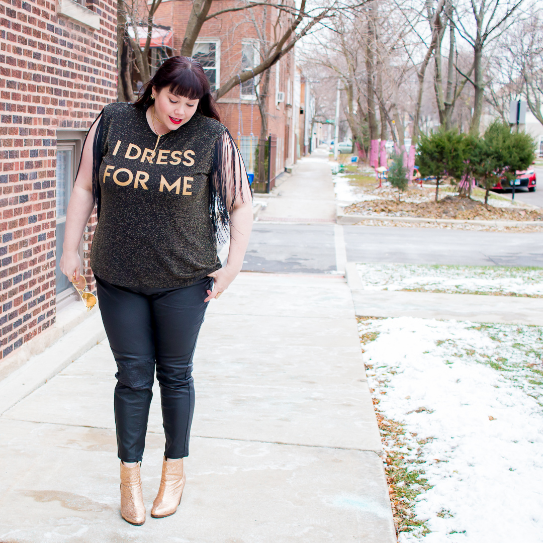 Simply Be Penguin Pajamas, plus size holiday looks, Plus Size Fashion, Style Plus Curves, Chicago Blogger, Chicago Plus Size Blogger, Plus Size Blogger, Amber McCulloch