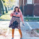 Dia & Co Plus Size Styling Service, Plus Size Fashion, Style Plus Curves, Chicago Blogger, Chicago Plus Size Blogger, Plus Size Blogger, Amber McCulloch