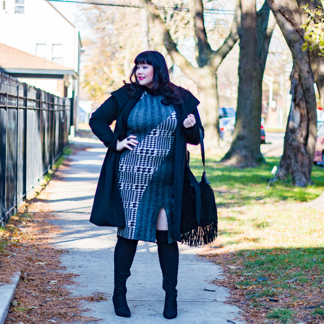 Dia & Co Plus Size Styling Service, Plus Size Fashion, Style Plus Curves, Chicago Blogger, Chicago Plus Size Blogger, Plus Size Blogger, Amber McCulloch