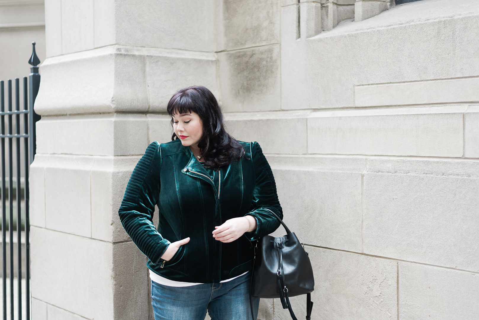 8957dc5dadc The Emerald Edit  5 Emerald Green Plus Size Pieces from Macy s