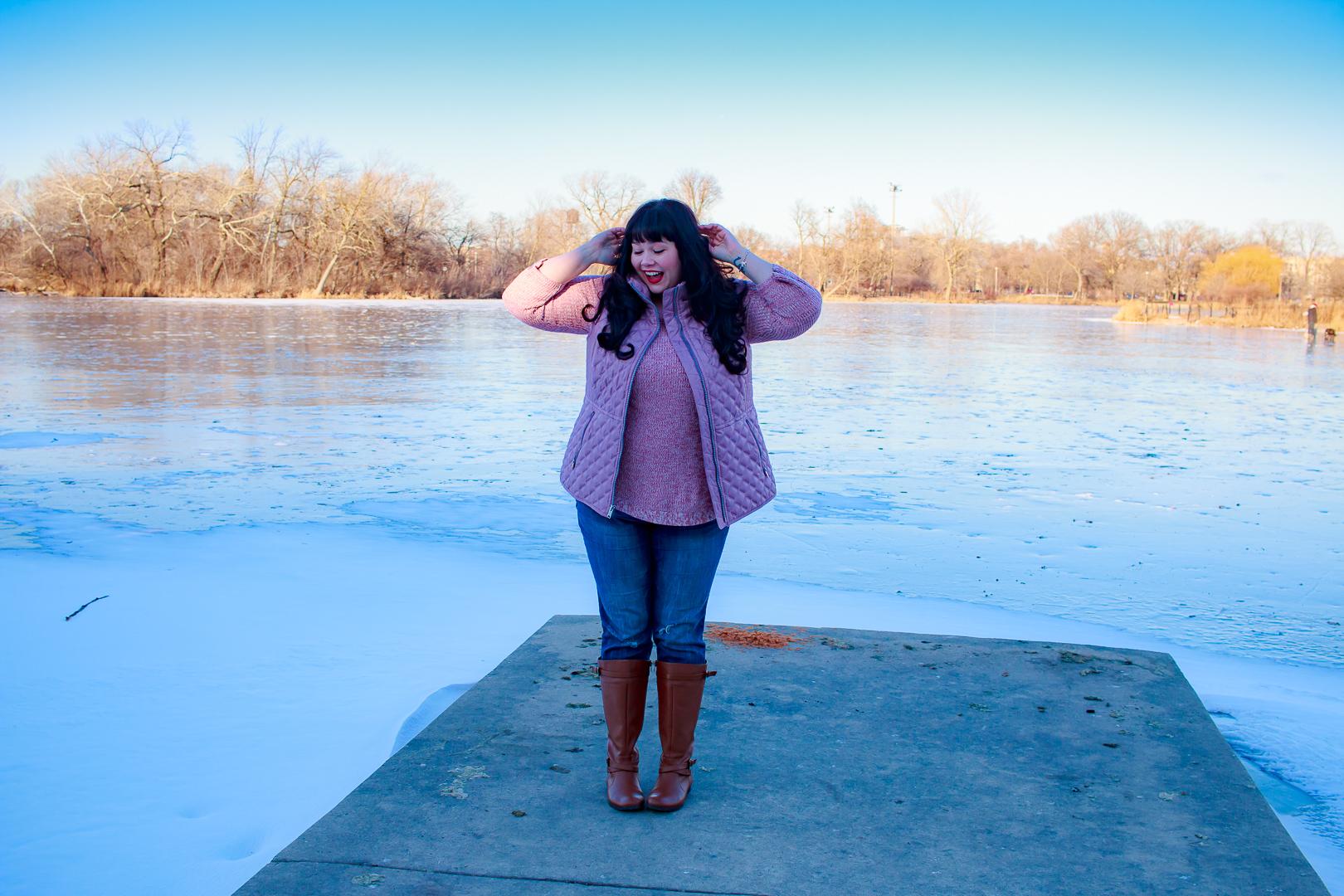 Plus Size Winter Style, Zebra Print Cardigan, Avenue, Chicago Blogger, Plus Size Blogger, Style Plus Curves