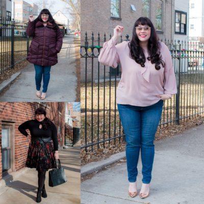 Stitch Fix Plus Size Review January 2018, Style Plus Curves