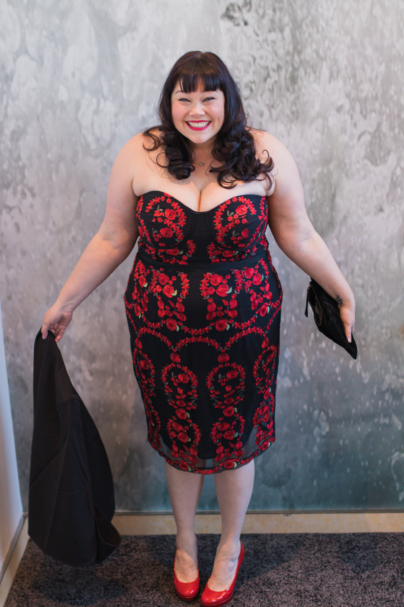 4 Fabulous Plus Size Valentine S Day Looks