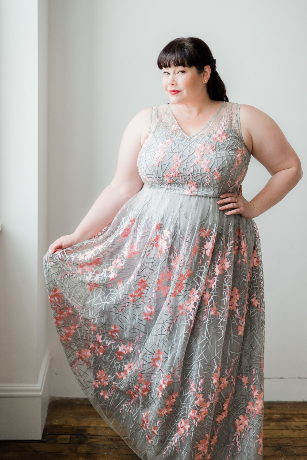 Plus Size Formal Gowns for Summer from Macy\'s