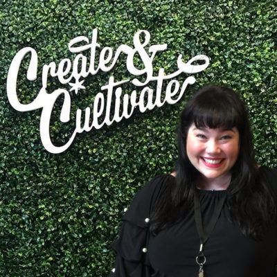 Chicago Plus Size Blogger at Create and Cultivate Chicago