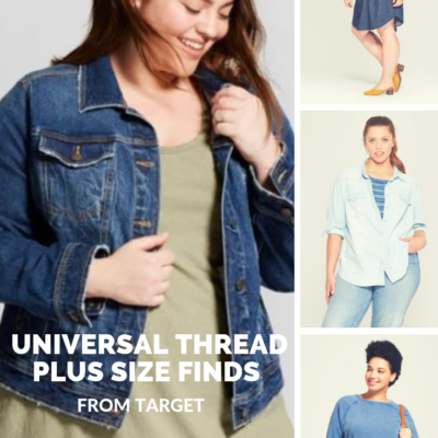 5 Favorite Finds from Target's Universal Thread Plus Size Line