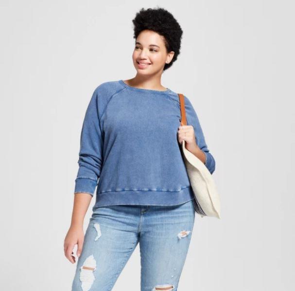 Universal Thread Plus Size Sweatshirt