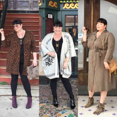 Fall Fashion Plus Size Clothes in Chicago at Click Shoes Boutique