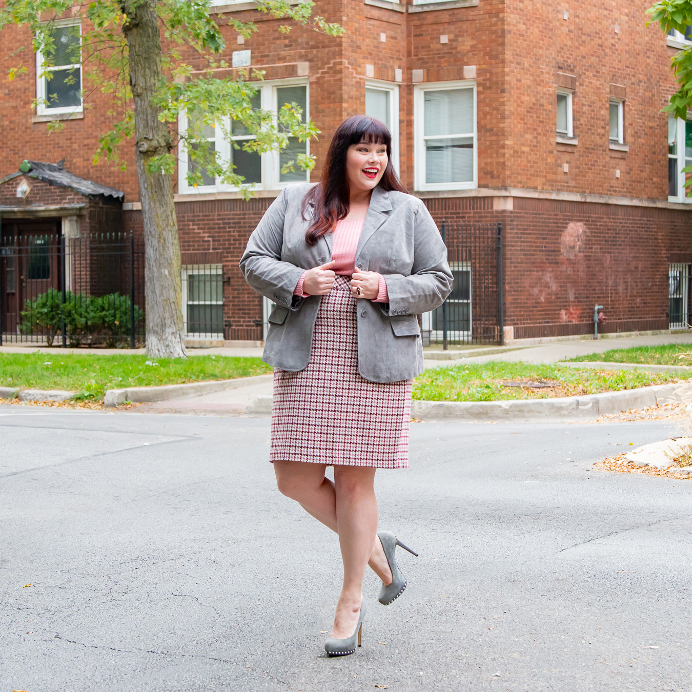 Plus Size Professional Outfit