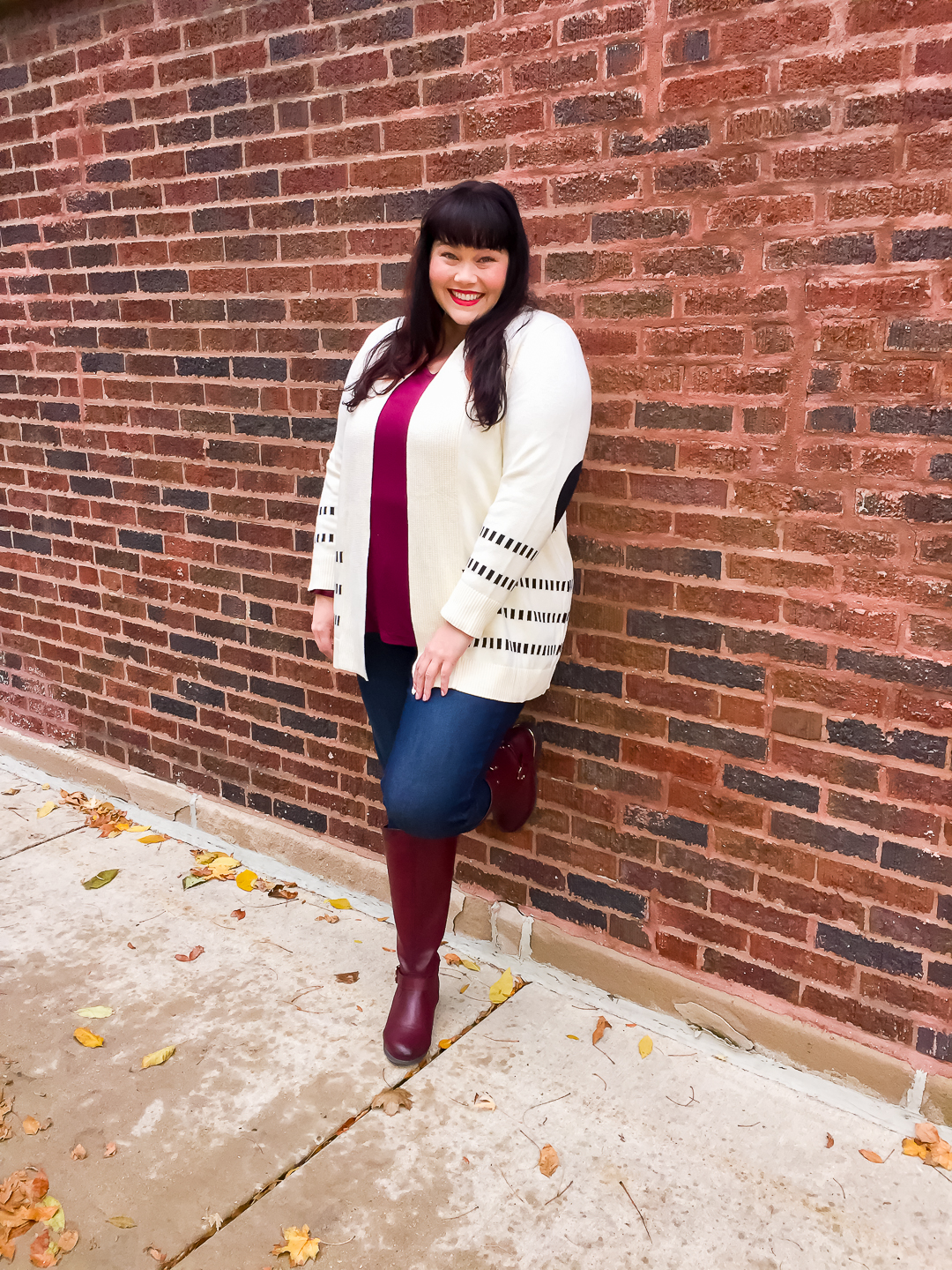 Fall Layering Outfit, perfect Thanksgiving Outfit